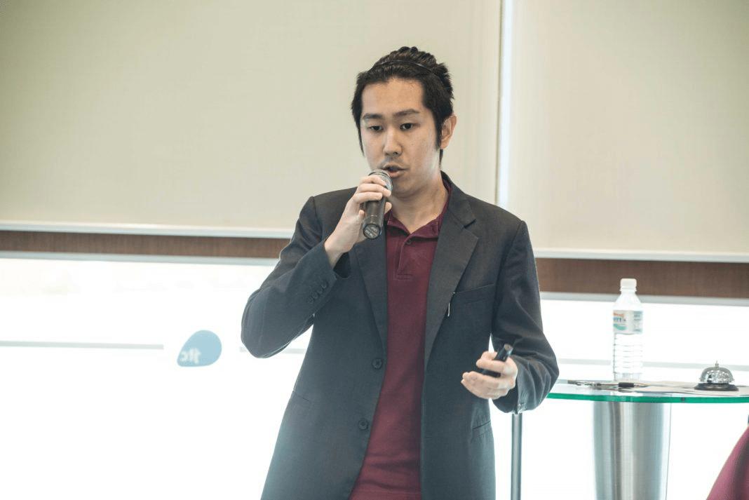 Benjamin Kee, CEO of EMERGE APP
