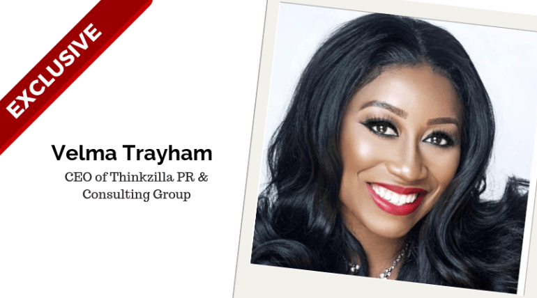 Meet Velma Trayham, A Successful Entrepreneur And Creative Strategist.