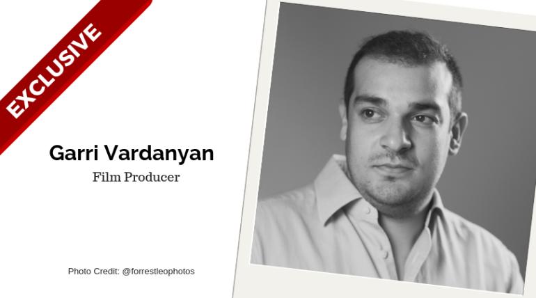 Garri Vardanyan - Film Producer