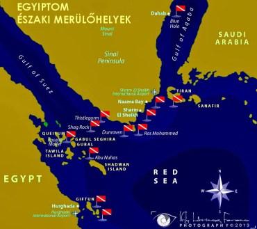 Red Sea észak LF