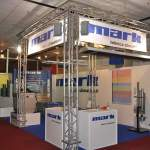 Constructie stand expozitional personalizat