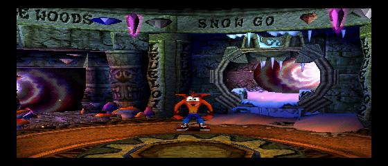 Image result for crash bandicoot themes level