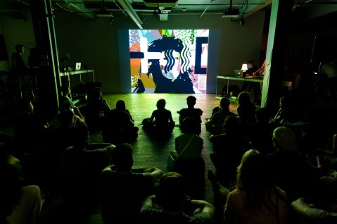 Sight and Sound Festival at Eastern Bloc - Carrie Gates and Jon Vaughn