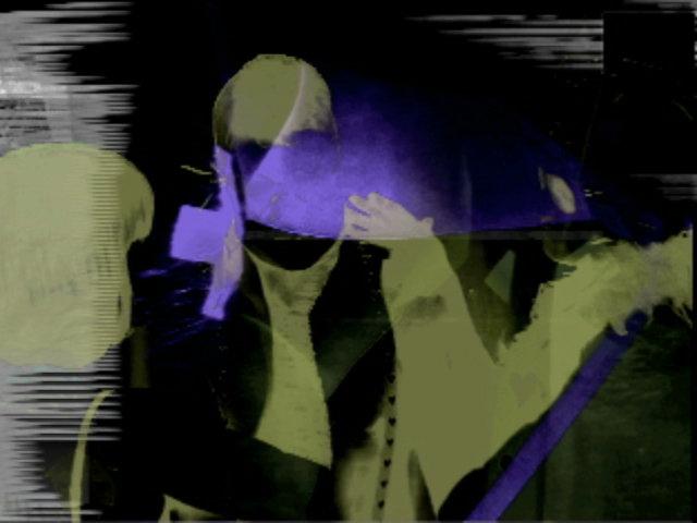 """""""Awakenings"""" Video Still from VJ Carrie Gates"""