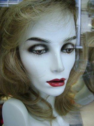 Mannequin of Geneva - May 2010