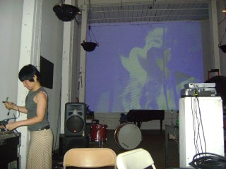 Share NYC at the Issue Project Room, May 2011