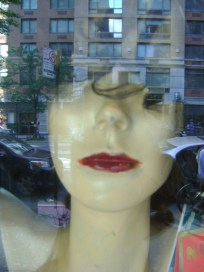 Mannequin of New York - May 2011