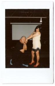 James Luna and Lori Blondeau - March 2011
