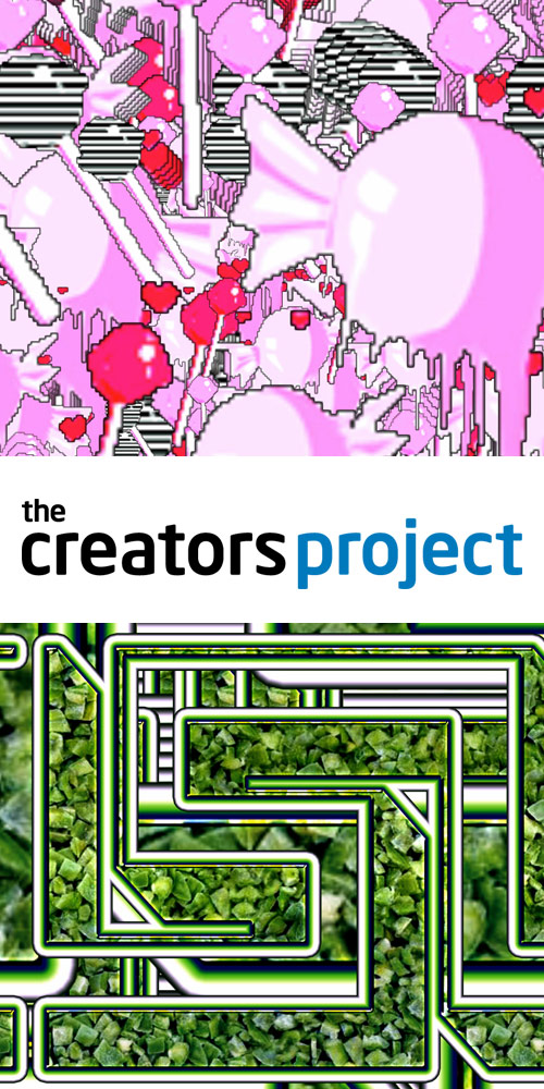 Carrie Gates - The Creator's Project Interview 2014