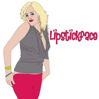 carrie_gates-vector_drawing_of_tiffany_paige_lipstickface-2009