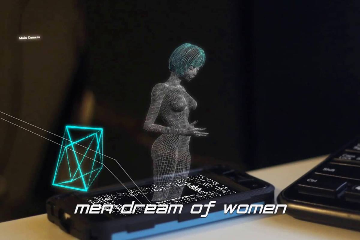 Ways of Something - men dream of women