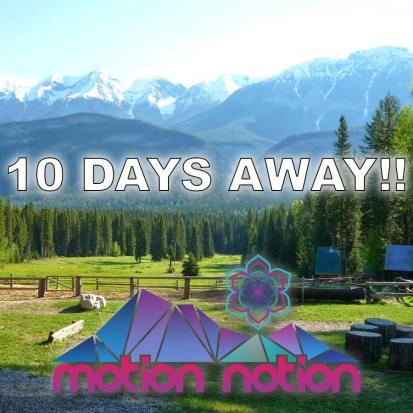 Motion Notion 2017 is 10 Days Away!