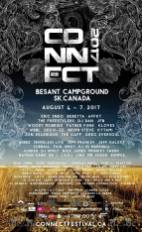 Connect Festival 2017 Poster