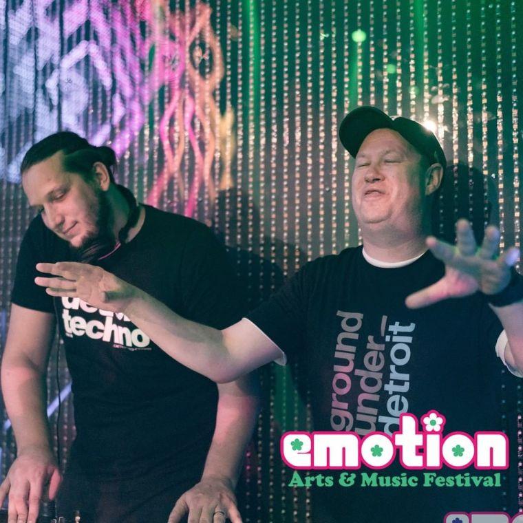Emotion Electronic Music Festival