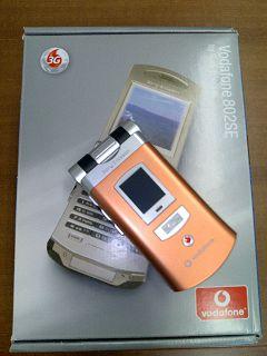 Vodafone 802SE   V.J.Catkick@