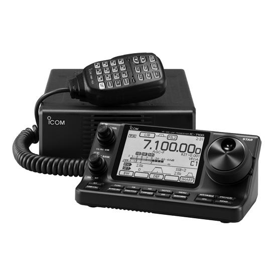 Icom IC-7100 Omnirig INI File - VK3BQ
