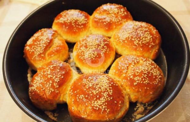 Сусамови хлебчета