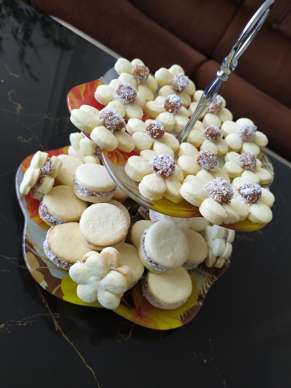 "Аржентински маслени бисквити ""Алфахорес"""