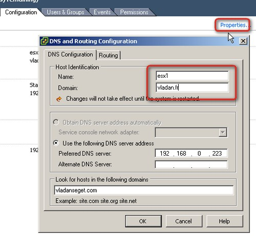 how to change numerical ip to word ip