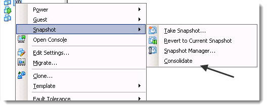 Migrate VM with snapshots - what's your options