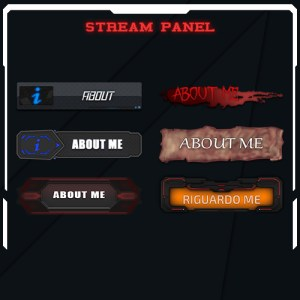 Stream Panel