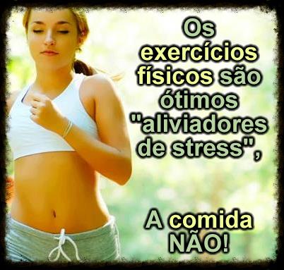 stress exercício fisico