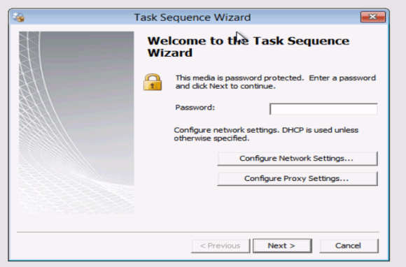 Failed to run task sequence 0x80070490 - Task Sequence Wizard SCCM 2012