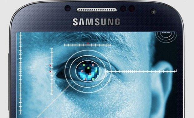 Хакеры сумели обхитрить сканер радужки глаза на Samsung Galaxy S8