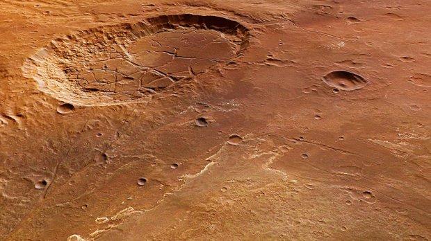Китай планирует миссию на Марс в 2020 году