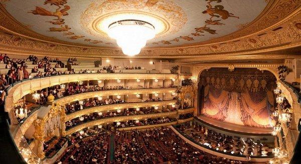 Мариинский театр покажет quotПетрушкуquot к 135летию