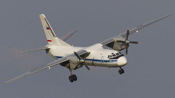 Очевидцы: Пилот Ан-26 в Сирии спас сотни жизней