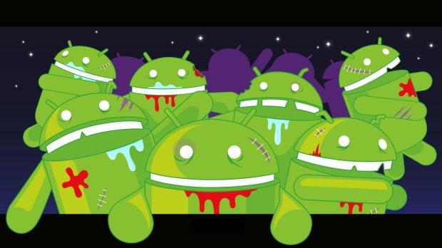 Полмиллиона пользователей Android по ошибке скачали опасный вирус