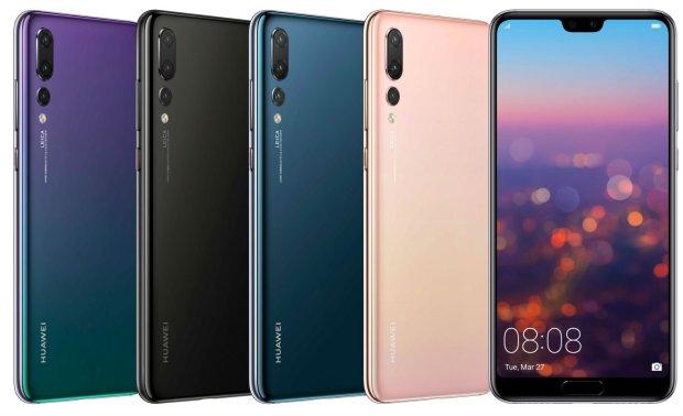 Магазин Huawei в России начал бесплатно менять любые старые смартфоны на новые