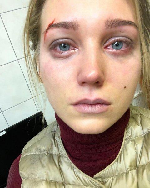 Страшно за дочь: Асмус увезла ребенка от садиста Харламова ...