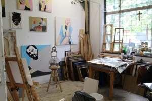 Atelier Jacco de Jager - Vlampijpateliers -