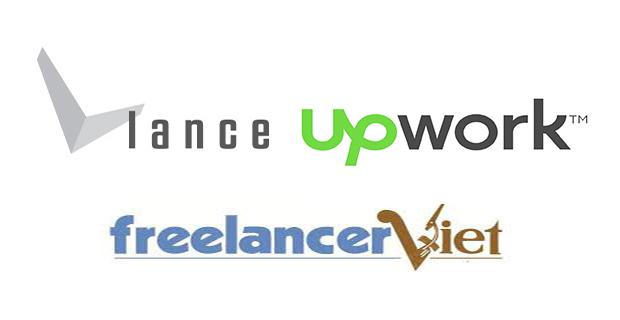 Vlance, Freelancer Việt và Upwork là những website tuyển cộng tác viên thông dụng nhất