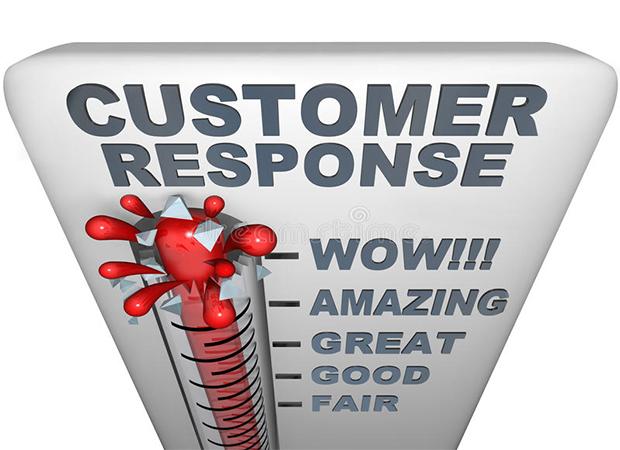 Luôn luôn hỏi thăm ý kiến khách hàng để đảm bảo mọi công việc được như ý