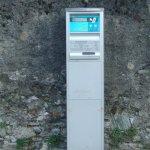 Parkovací automat...