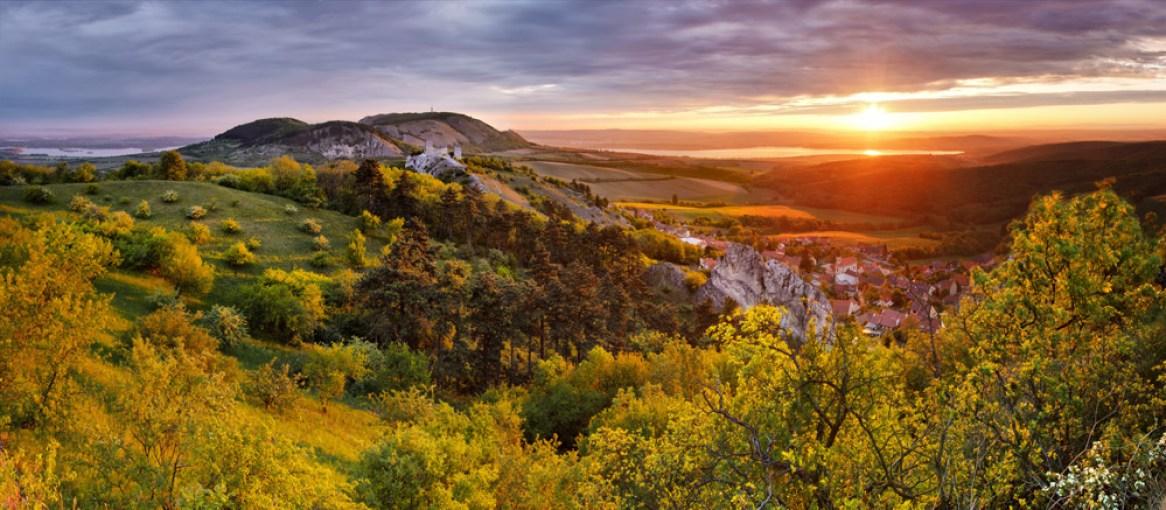 Jaro na Stolové hoře