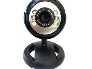 Web camera Powertech PT HD ano liosia