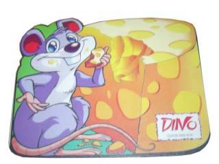 Mousepad με σχεδιο ποντικιού