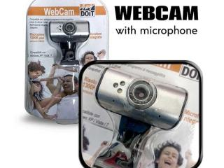 WebCamera HD 1280 X 1024 USB