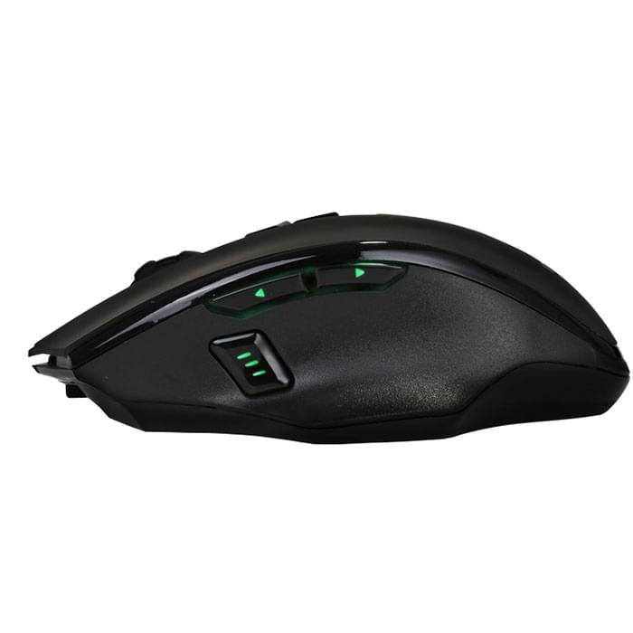 Gaming Mouse Φωτιζομενο Ασυρματο RGB ROAR Rr54w