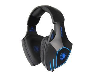 SADES Gaming headset με 50mm ακουστικά SA-819 ano liosia eshop
