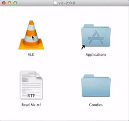 vlc-downloaded-folder