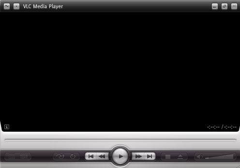VLC Media Player Skinned