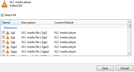 amr file player vlc