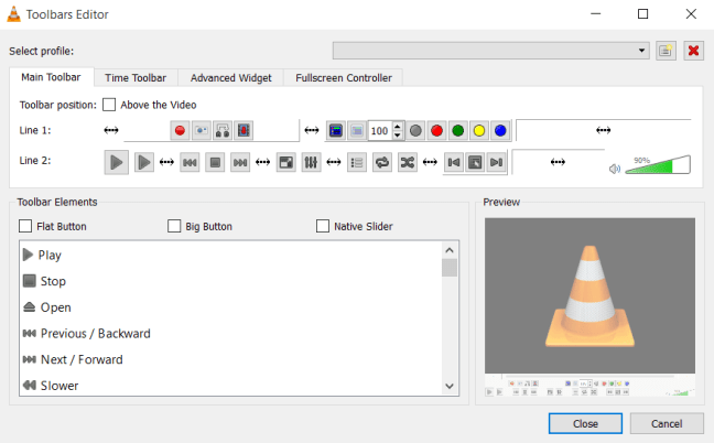 How to Customize VLC Media Player Interface