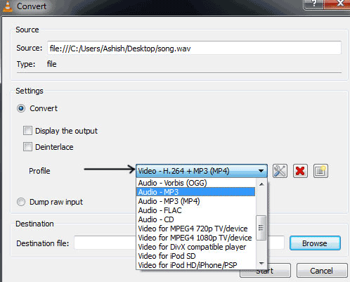 audio-conversion-options