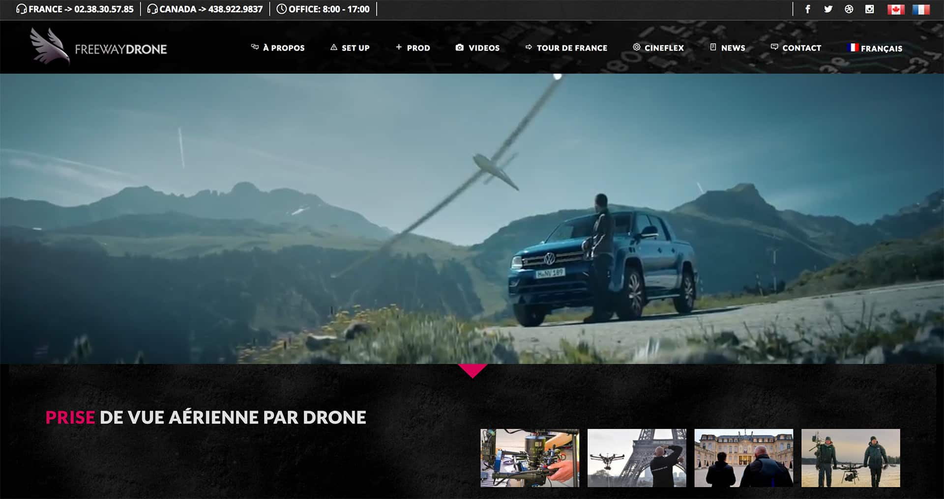 Création de site internet à Lausanne et Genève